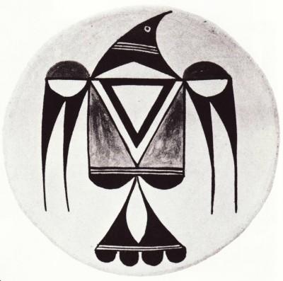 Pueblo bird