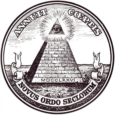Great Seal of the United States, Reverse