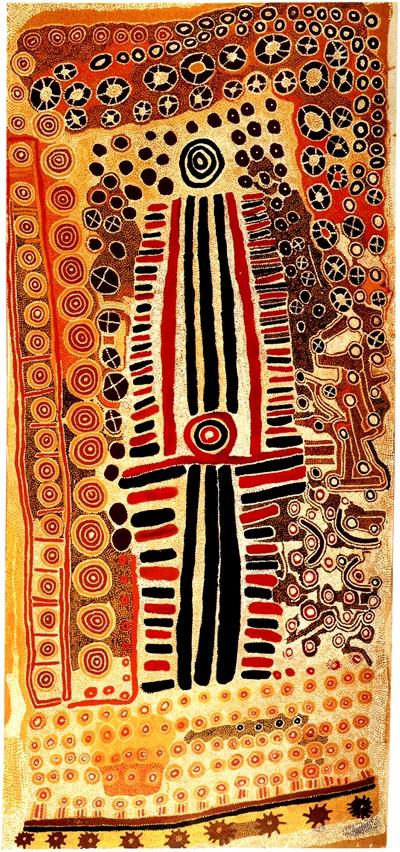 aboriginal art journey