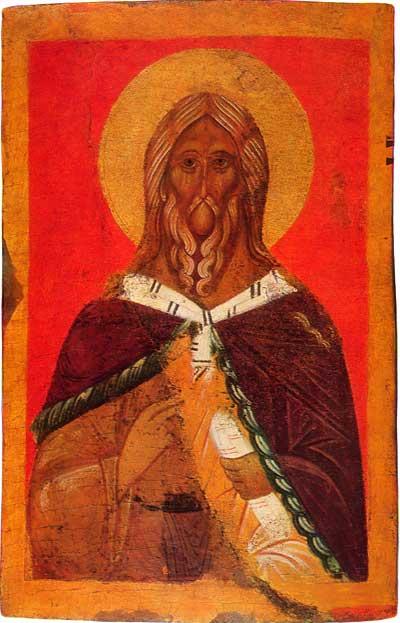 Prophet Elijah icon