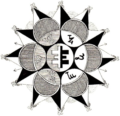Sasquatchi hieroglyphics