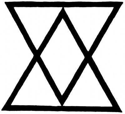 The Double Triadic Hexagram Unurthed
